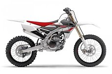 2017 Yamaha YZ250F for sale 200607778