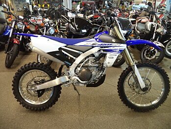 2017 Yamaha YZ450F for sale 200426691
