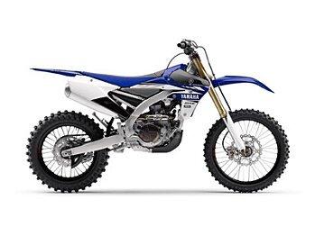 2017 Yamaha YZ450F for sale 200428501