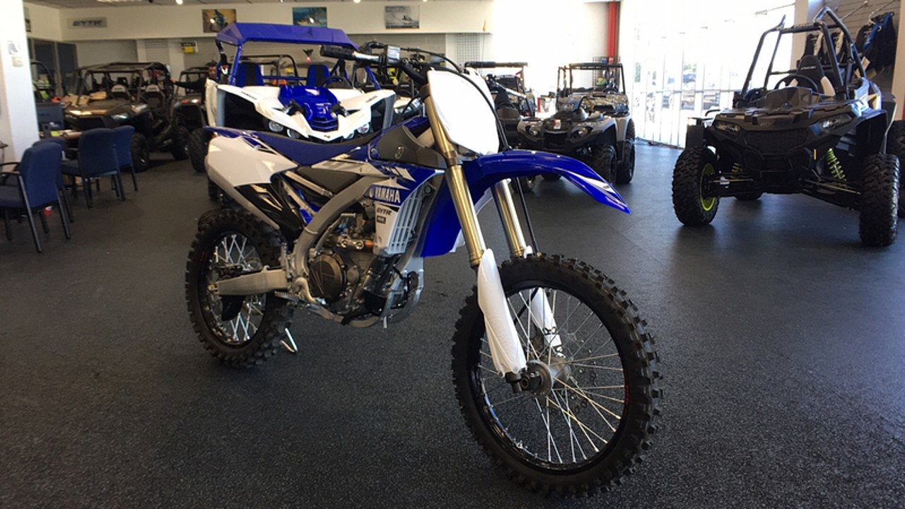 2017 Yamaha YZ450F for sale 200454379