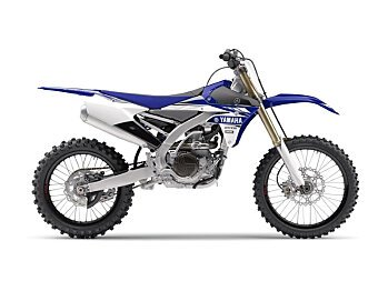 2017 Yamaha YZ450F for sale 200456693