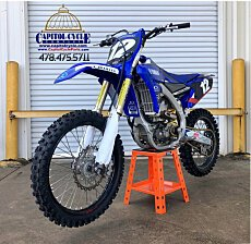 2017 Yamaha YZ450F for sale 200563178