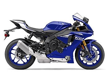 2017 Yamaha YZF-R1M for sale 200498104