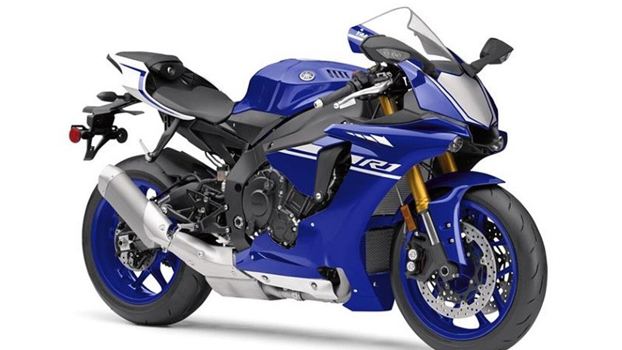 2017 Yamaha YZF-R1M for sale 200498106