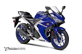 2017 Yamaha YZF-R3 for sale 200417051