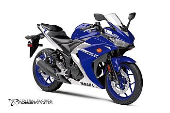 2017 Yamaha YZF-R3 for sale 200417052