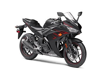 2017 Yamaha YZF-R3 for sale 200452270