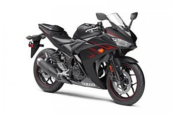 2017 Yamaha YZF-R3 for sale 200460298