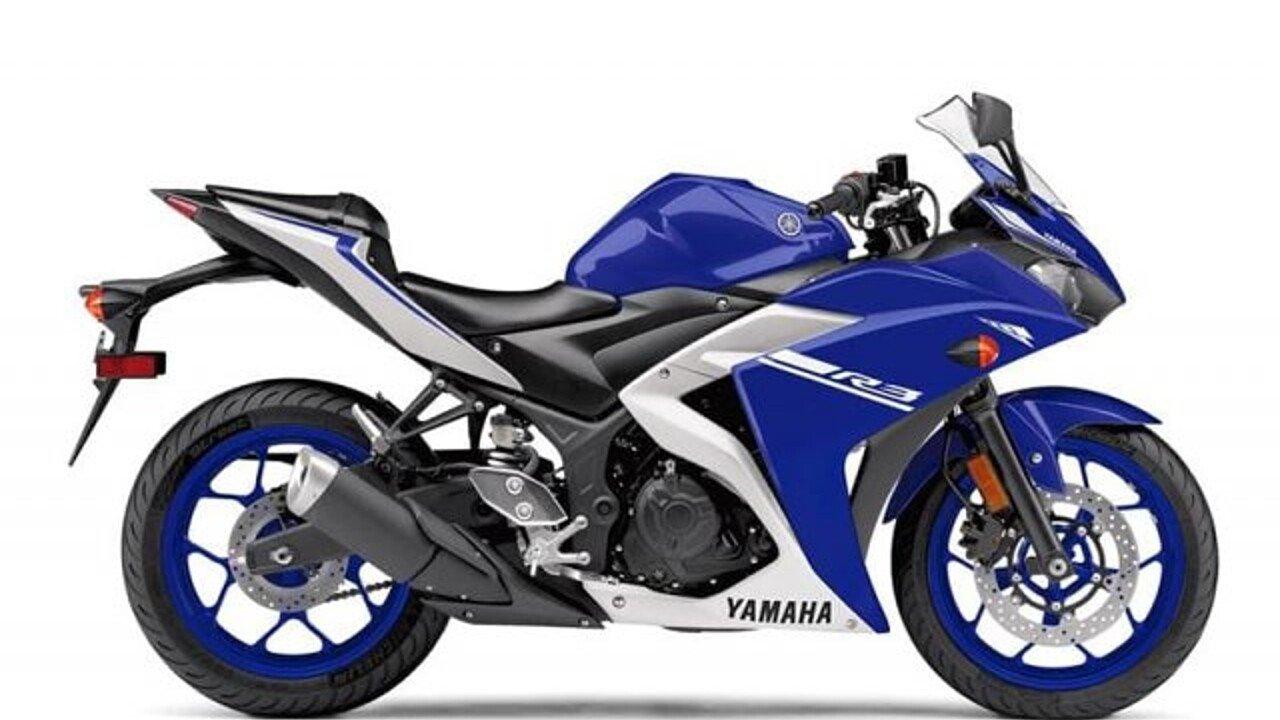 2017 Yamaha YZF-R3 for sale 200460602