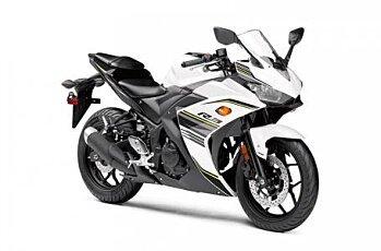 2017 Yamaha YZF-R3 for sale 200461163