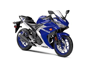 2017 Yamaha YZF-R3 for sale 200461530