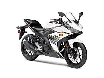2017 Yamaha YZF-R3 for sale 200463040