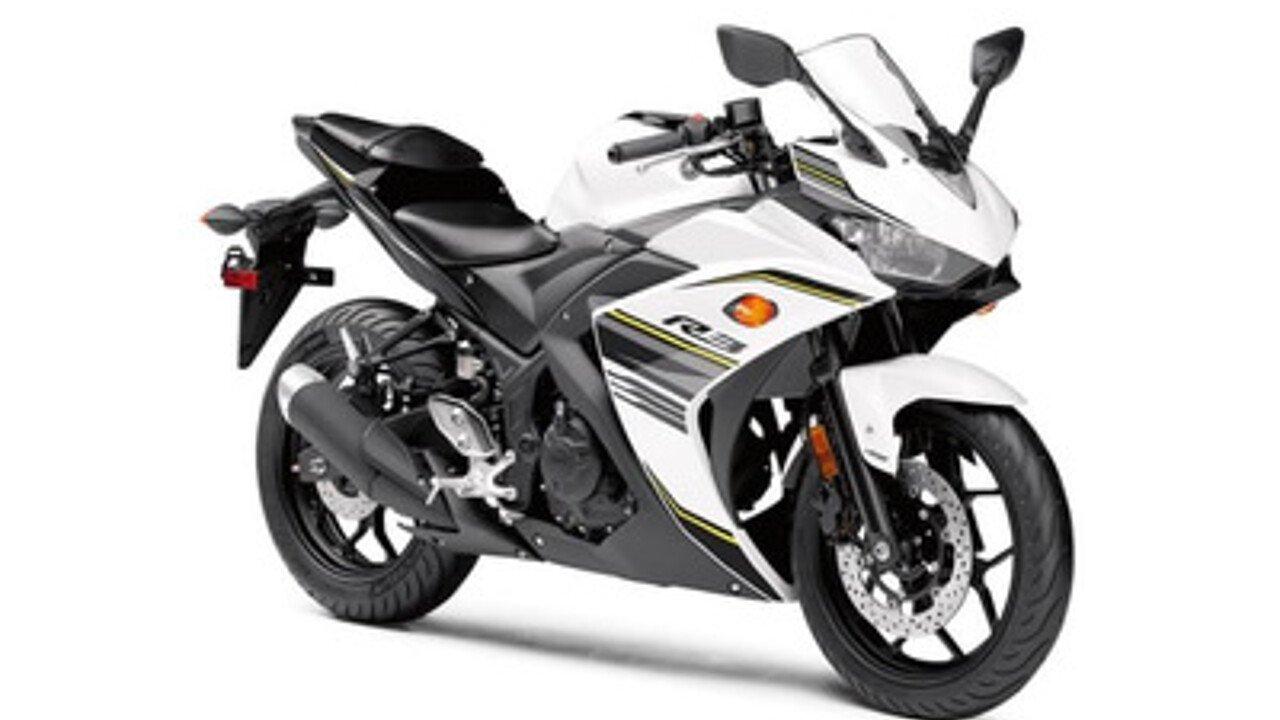 2017 Yamaha YZF-R3 for sale 200477921
