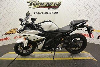 2017 Yamaha YZF-R3 for sale 200487017