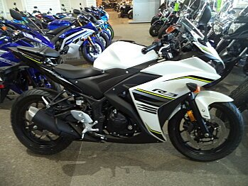 2017 Yamaha YZF-R3 for sale 200489382