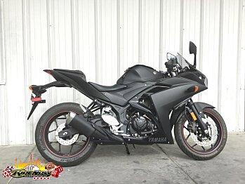 2017 Yamaha YZF-R3 for sale 200632767
