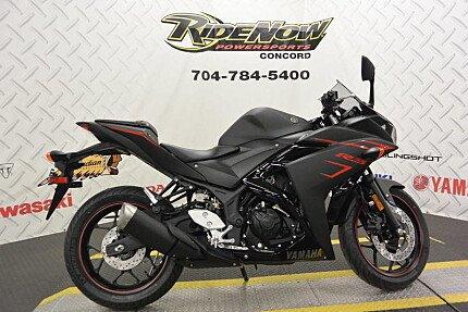 2017 Yamaha YZF-R3 for sale 200475559
