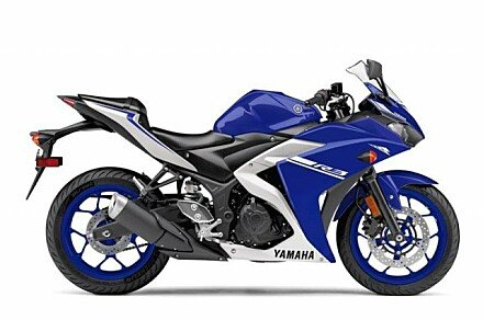 2017 Yamaha YZF-R3 for sale 200477684