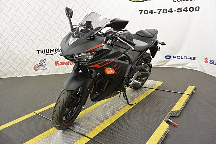 2017 Yamaha YZF-R3 for sale 200490199