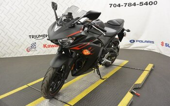 2017 Yamaha YZF-R3 for sale 200490199