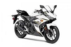 2017 Yamaha YZF-R3 for sale 200534508