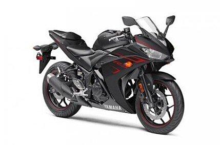 2017 Yamaha YZF-R3 for sale 200534510