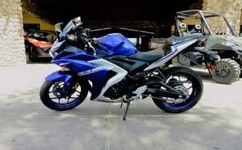 2017 Yamaha YZF-R3 for sale 200565702