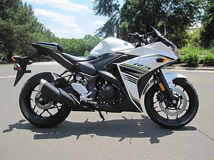 2017 Yamaha YZF-R3 for sale 200588116
