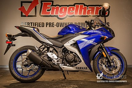 2017 Yamaha YZF-R3 for sale 200612416