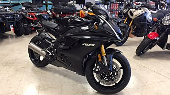 2017 Yamaha YZF-R6 for sale 200459930