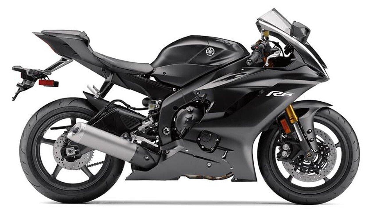 2017 Yamaha YZF-R6 for sale 200528612