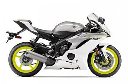 2017 Yamaha YZF-R6 for sale 200451420