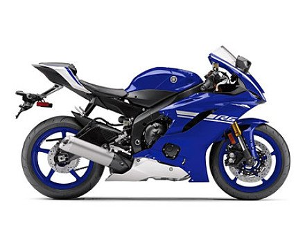 2017 Yamaha YZF-R6 for sale 200470093