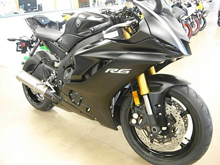 2017 Yamaha YZF-R6 for sale 200487200