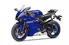 2017 Yamaha YZF-R6 for sale 200503410