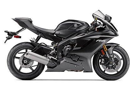 2017 Yamaha YZF-R6 for sale 200523221