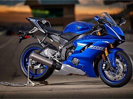 2017 Yamaha YZF-R6 for sale 200549477