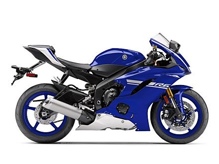 2017 Yamaha YZF-R6 for sale 200560549