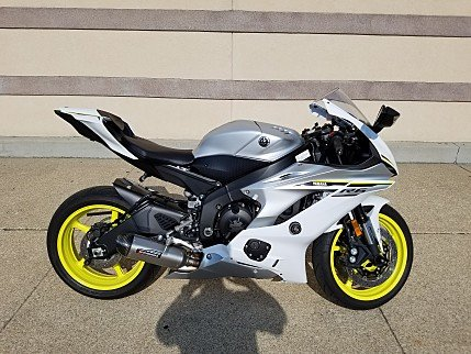 2017 Yamaha YZF-R6 for sale 200601366