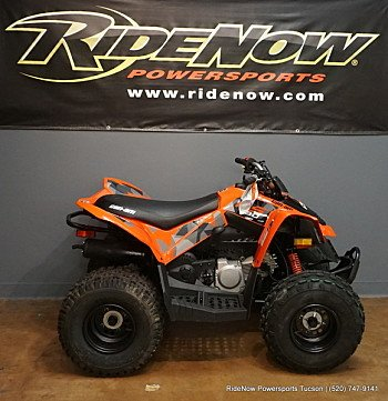 2017 can-am DS 90 for sale 200564988