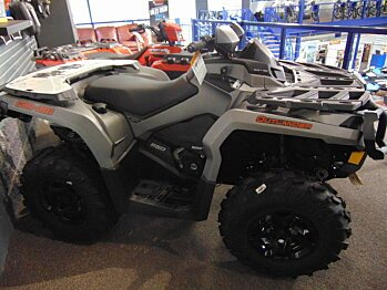 2017 can-am Outlander 850 for sale 200454403