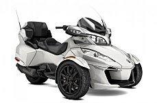 2017 can-am Spyder RT for sale 200600335