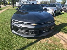2017 chevrolet Camaro LT Convertible for sale 101032234