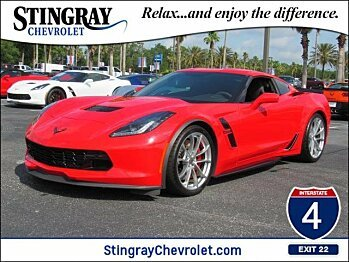 2017 chevrolet Corvette for sale 100854528