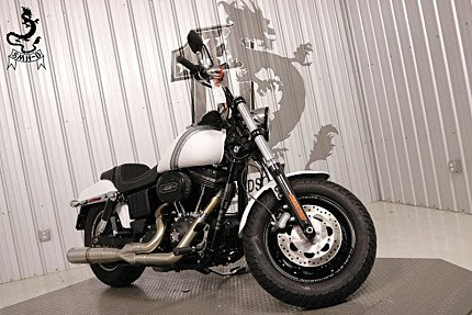 2017 harley-davidson Dyna Fat Bob for sale 200627036