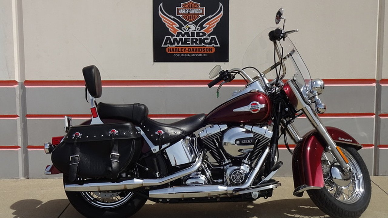 2017 harley-davidson Softail Heritage Classic for sale 200580631