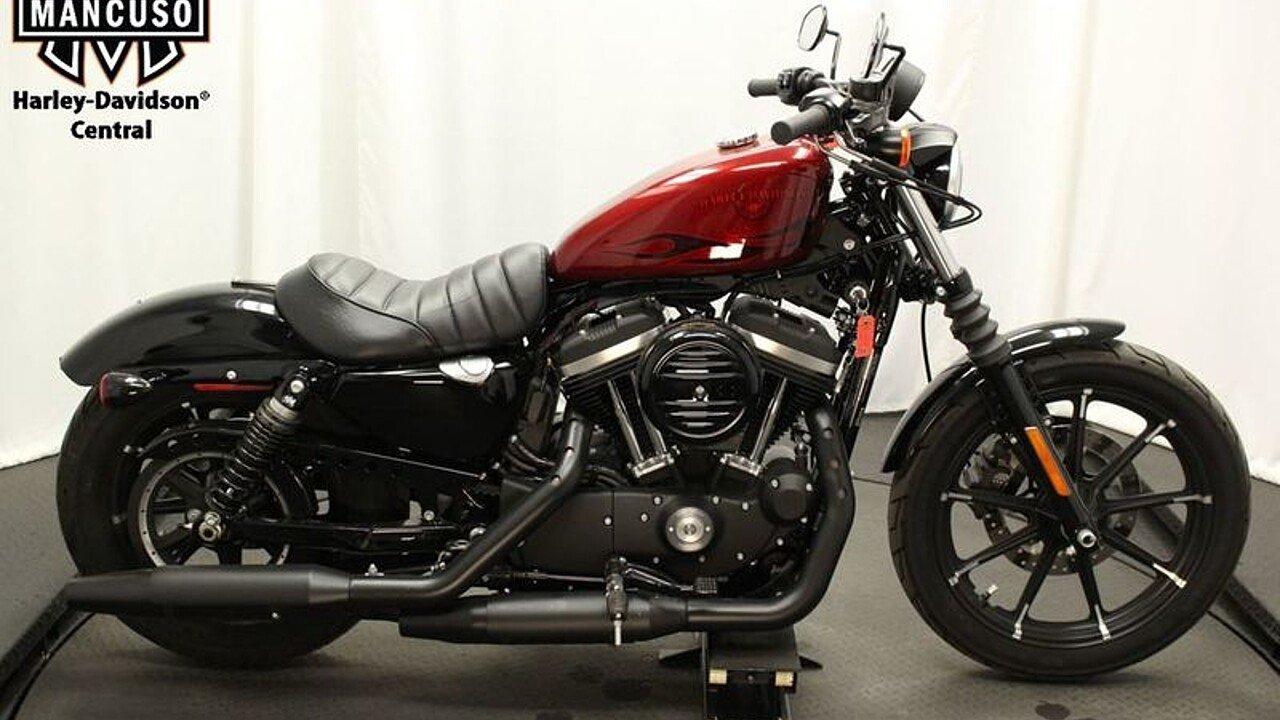 2017 harley-davidson Sportster Iron 883 for sale 200591620
