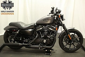 2017 harley-davidson Sportster Iron 883 for sale 200592546