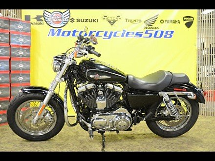 2017 harley-davidson Sportster Custom for sale 200600610
