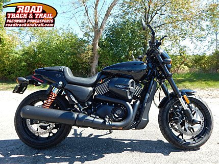 2017 harley-davidson Street 750 for sale 200628928